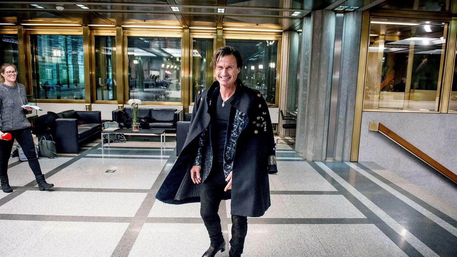 Petter A. Stordalen tror it-selskapet Cenium kommer til å ta av innen fem år.