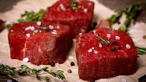 Økologisk biff inneholder mer omega-3-fettsyrer enn tradisjonelle biffer, iføleg ny studie. Foto: Istock