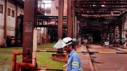 Hydros aluminumsraffineri Alunorte i Brasil starter nå opp igjen for fullt.
