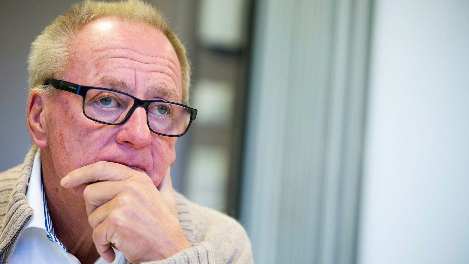 Avdøde Knut Haavik var med på å starte ukebladet Se og Hør.