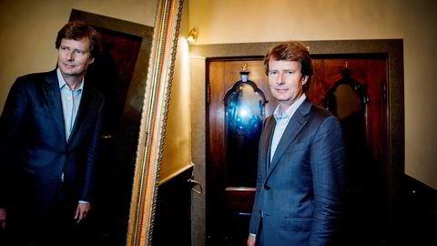 Administrerende direktør Per Axel Koch i Polaris Media.