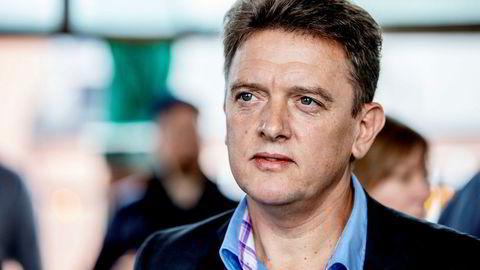 Rolf Sims, styreleder i NBO.