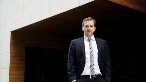 Kredittanalytiker Ole André Kjennerud i DNB Markets sier at det i deler av obligasjonsmarkedet nå er billigere å finansiere seg med tanke på kredittpåslag enn det var før korona inntraff.