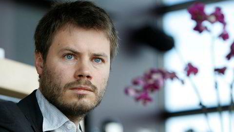 Nils August Andresen, samfunnsredaktør i Minerva.