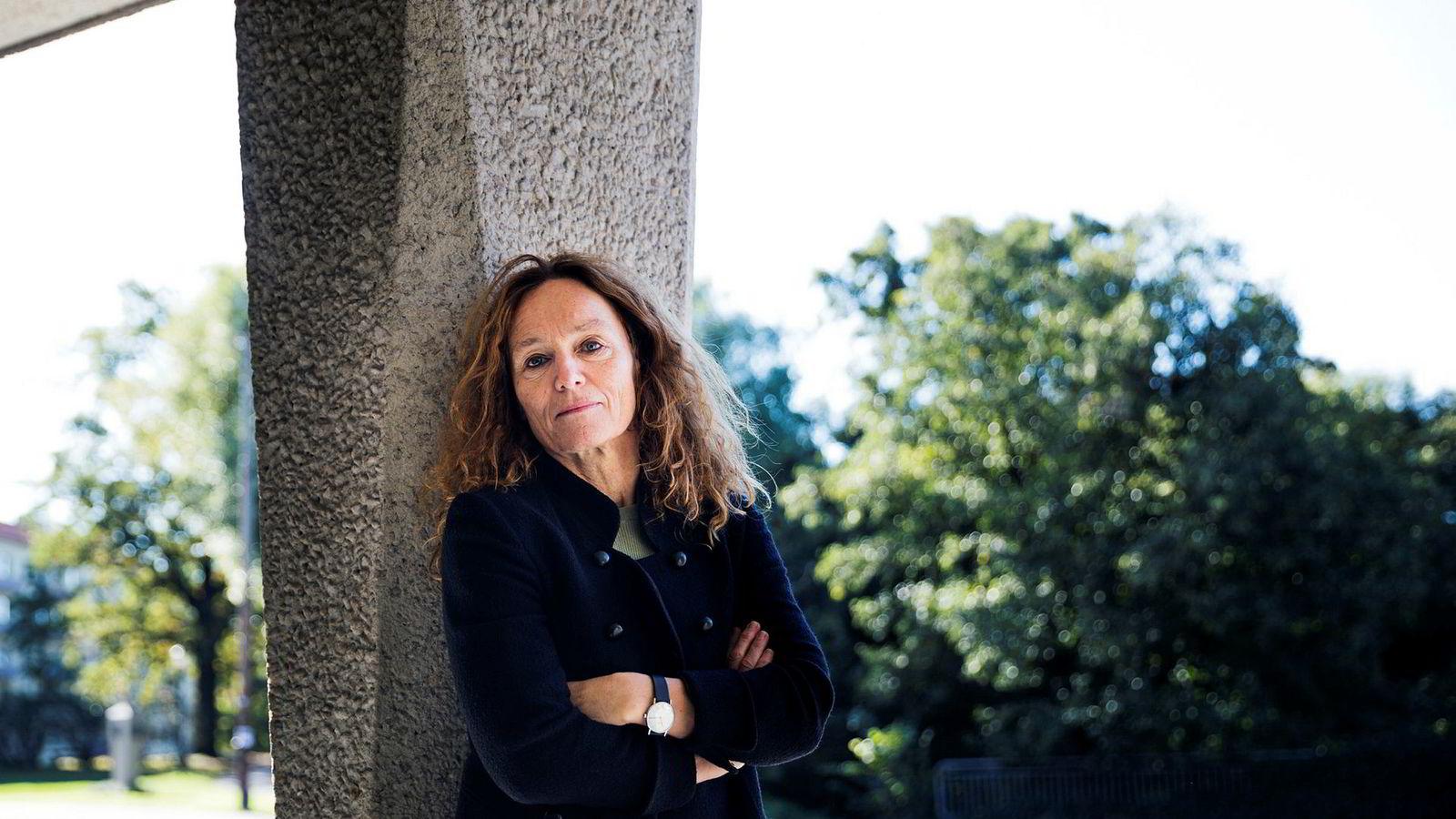 – I familiekulturen vår har det dreid seg om å være engasjert, sier Camilla Stoltenberg, direktør for Folkehelseinstituttet.