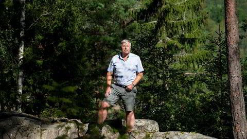 Olav Dalen Zahl sluttet som toppsjef i B2Holding forrige uke etter å ha vært med siden oppstarten i 2011. Da Dalen Zahl gikk på dagen falt aksjekursen til selskapet 14 prosent samme dag.