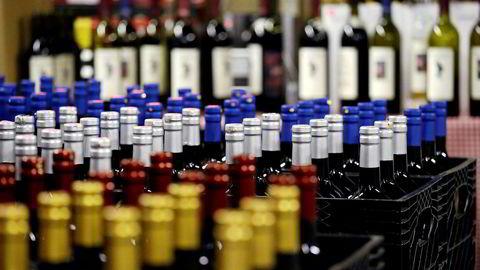 Britiske importører har begynt å hamstre alkohol før brexit-fristen går ut 31. oktober.