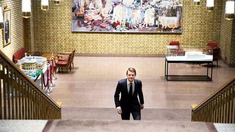Høyres justispolitiske talsperson Peter Christian Frølich er positiv til at saken undersøkes nærmere.