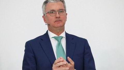 Audis tidligere sjef Rupert Stadler er tiltalt for bedrageri i forbindelse med Volkswagens juks med utslipp fra dieselbilene sine.