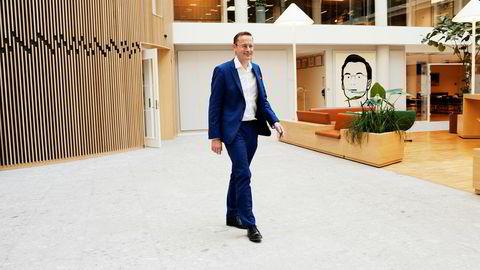 Nordeas norgessjef Snorre Storset åpner for å kjøpe flere banker etter at det ga 5,5 milliarder kroner for Gjensidige Bank tidligere i juli.