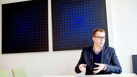 Eirik Hoff Lysholm er sjefredaktør og administrerende direktør i Mediehuset Dagsavisen.