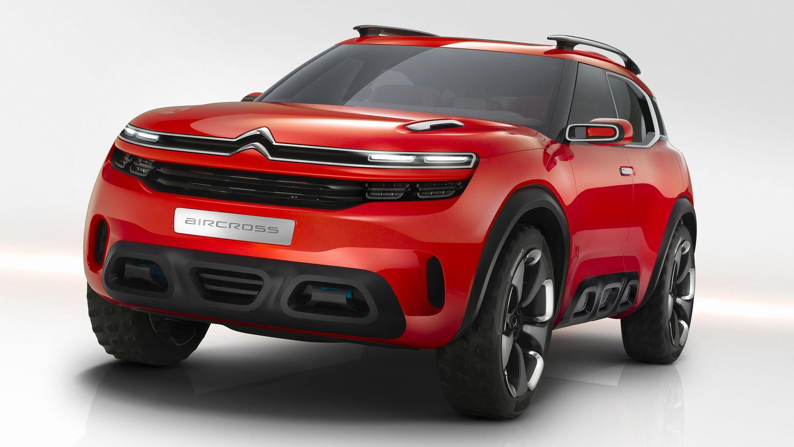 Citroën Concept Aircross