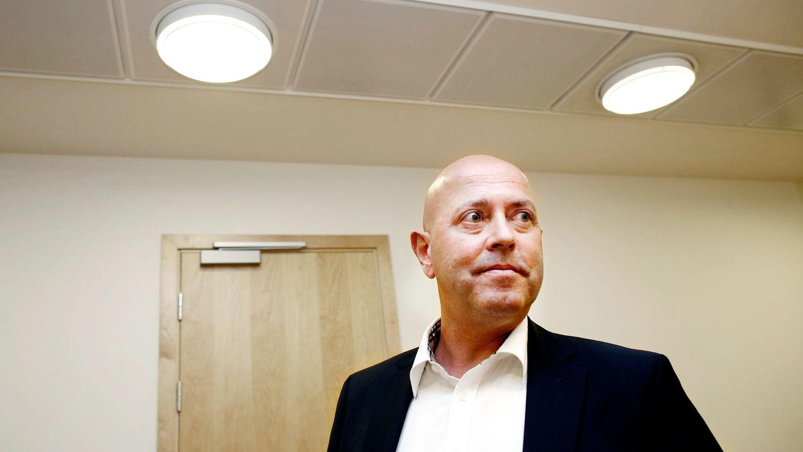 Tidligere Privatmegleren-megler Miguel Sørholt har havnet i krangel om en bodregning.