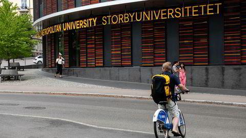 Studieåret på Oslomet starter med en oppblusset navnedebatt.