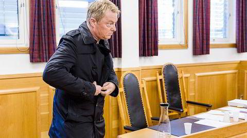 Luksusbilselger Geir Bråthen nekter straffskyld og vil anke dommen. Foto: Per Thrana