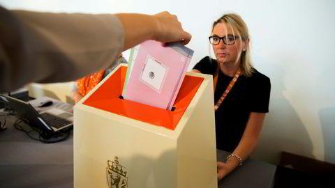 Ved høstens lokalvalg vil nær 200.000 flere nordmenn avgi stemme enn for fire år siden.