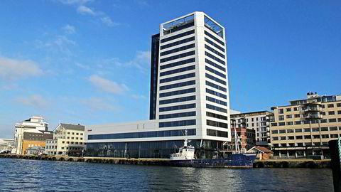 Da Scandic Havet åpnet i Bodø i 2014, økte hotellkapasiteten i byen med 38 prosent. Nå er det planer om ytterligere 80–90 prosent flere rom.