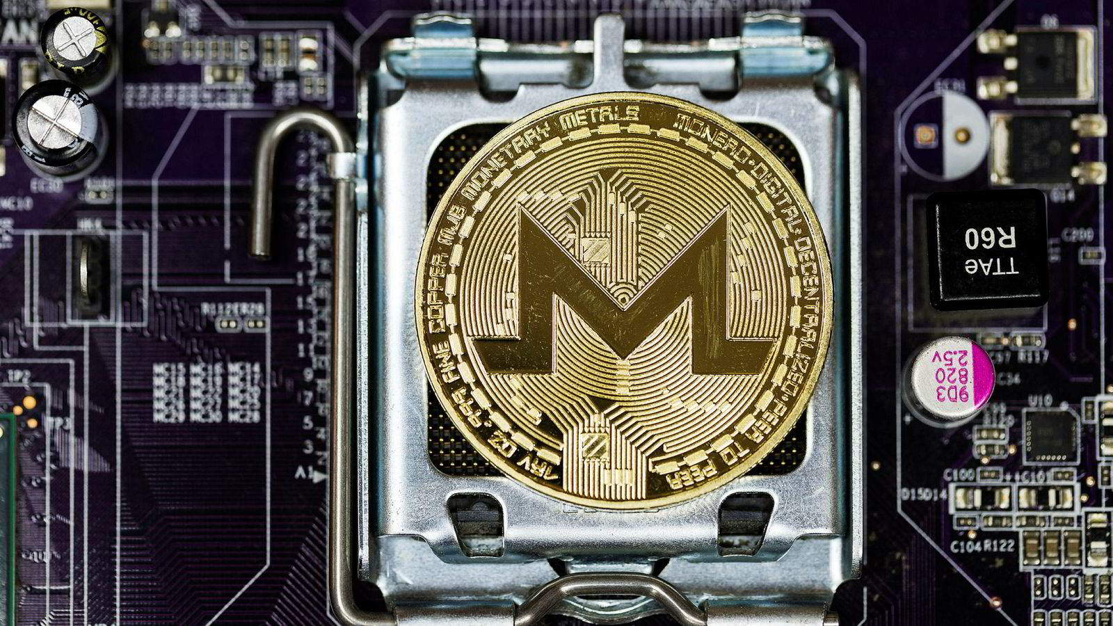 Kryptovalutaen monero er designet for full anonymitet.