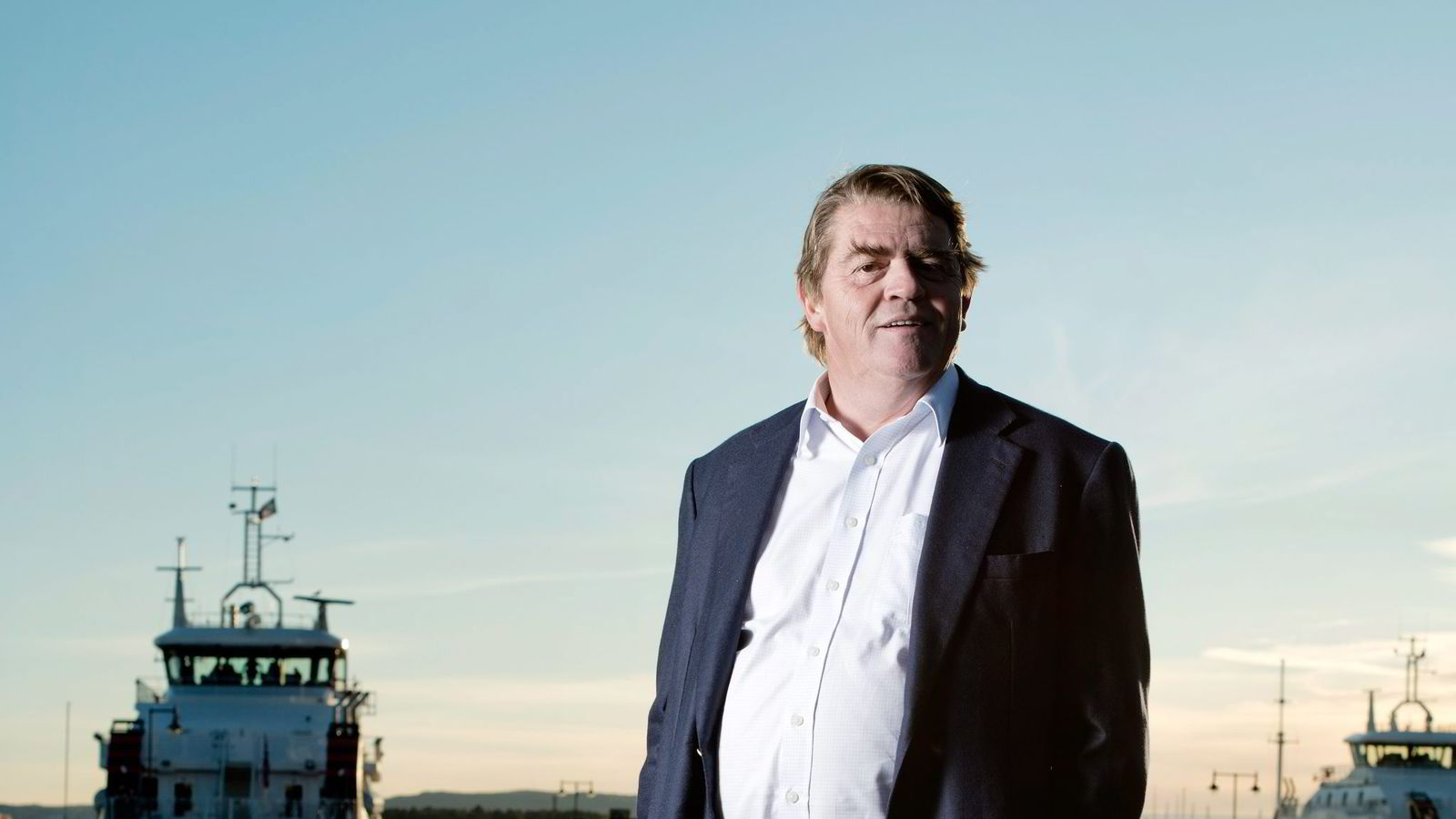 Jan Petter Sissener har jobbet i meglerbransjen siden 80-tallet. Han har bygget opp flere meglerhus i Norge.