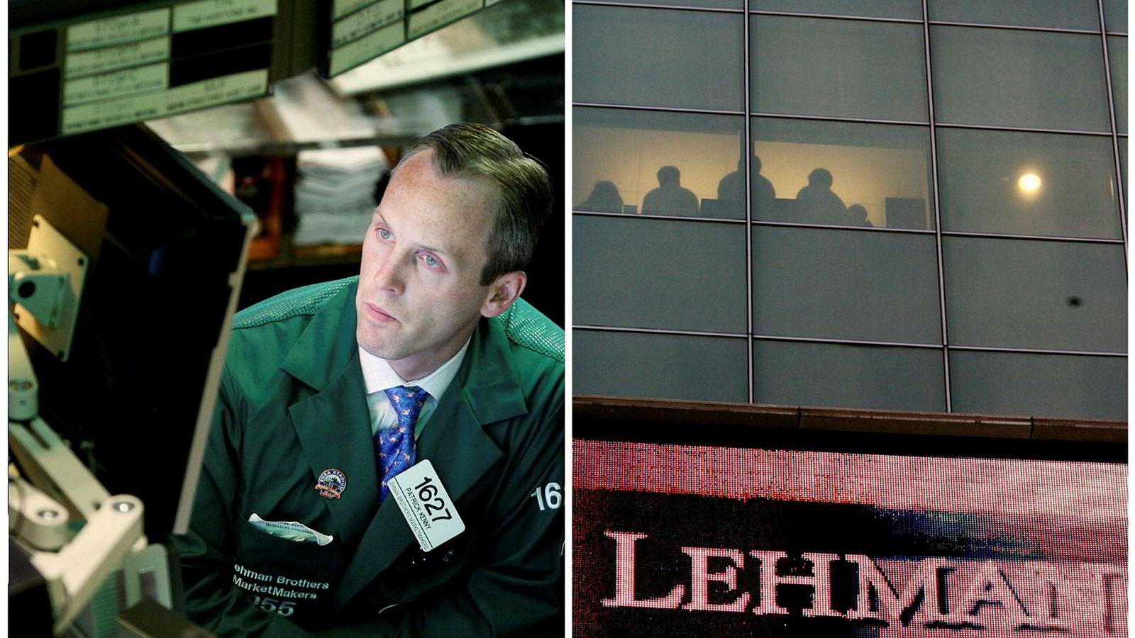 Om du hadde investert og i det norske aksjemarkedet rett før Lehman Brothers gikk over ende i 2008 og blitt  værende i ti år, ville du ha doblet innsatsen.