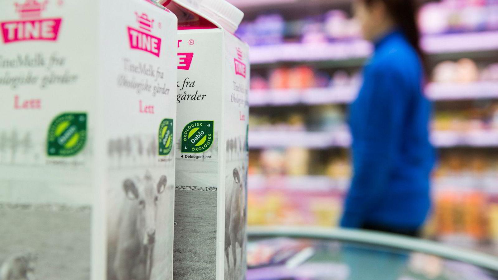 Tine får ikke lov til å kalle seg Norges mest bærekraftige selskap, ifølge Forbrukertilsynet.