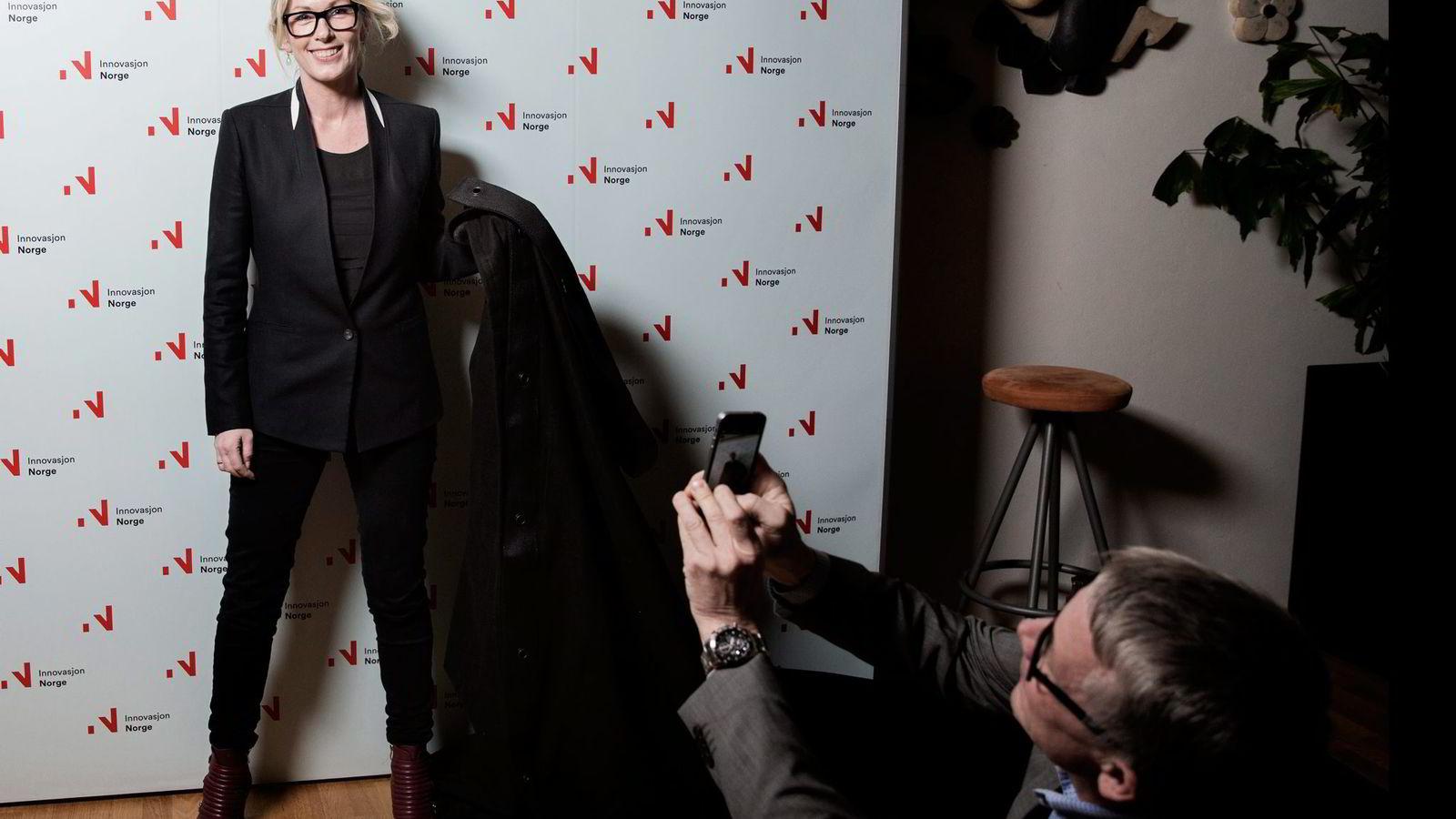 Anita Krohn Traaseth, er kjent for sin aktive bruk av sosiale medier for å involvere og skape dialog. Foto: Fredrik Bjerknes
