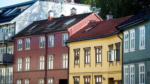 Boligprisene i Norge utgjør en risiko for den finansielle stabiliteten, ifølge Goldman Sachs. Foto: Per Ståle Bugjerde