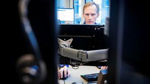 Seniorøkonom Kyrre Aamdal i DNB Markets.