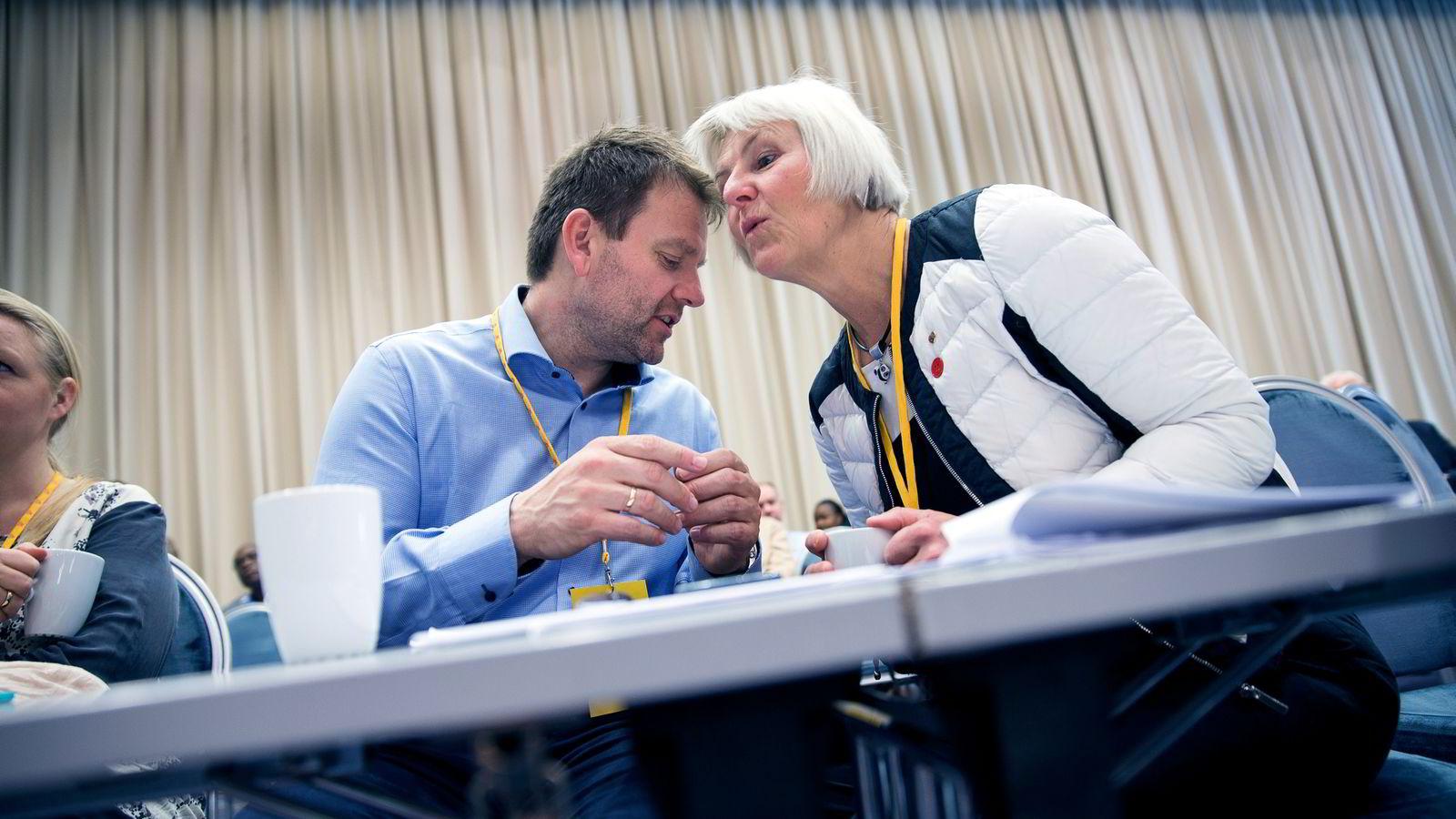 KrFs annenkandidat i Stavanger, Inge Takle Mæstad, var rådgiver for tidligere KrF-leder Valgerd Svarstad Haugland. Han tror KrF får mest gjennomslag i et samarbeid med Ap så lenge Høyre trekkes mot høyre av Frp.