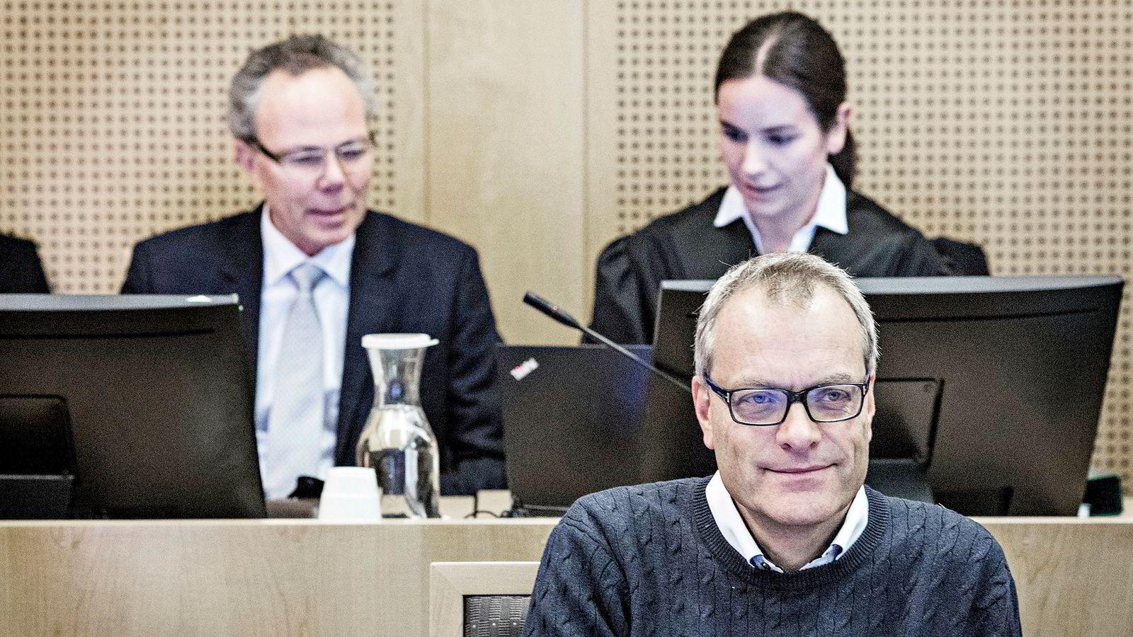 Christian Selmer var tidligere toppsjef i oljeselskapet Skeie Energy, nå kalt E&P Holding.