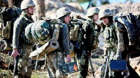 Den tyrkiske militære offensiven i Syria kan i verste fall gi trefninger med amerikanske spesialsoldater.