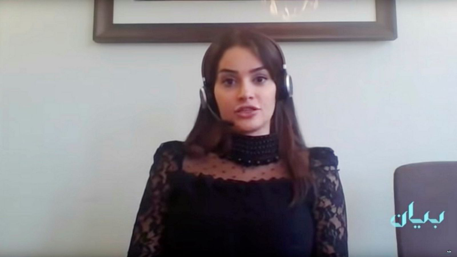 Bahareh Letnes snakker ut i et 50 minutter langt intervju med iransk tv.