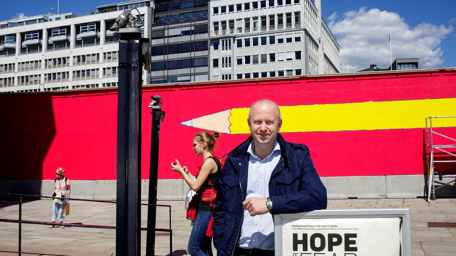 Bjørn Ivar Næss (45) håper det nye pensjonsspareproduktet IPS blir lansert snart, og frykter ikke at han låser fast pengene for lenge.