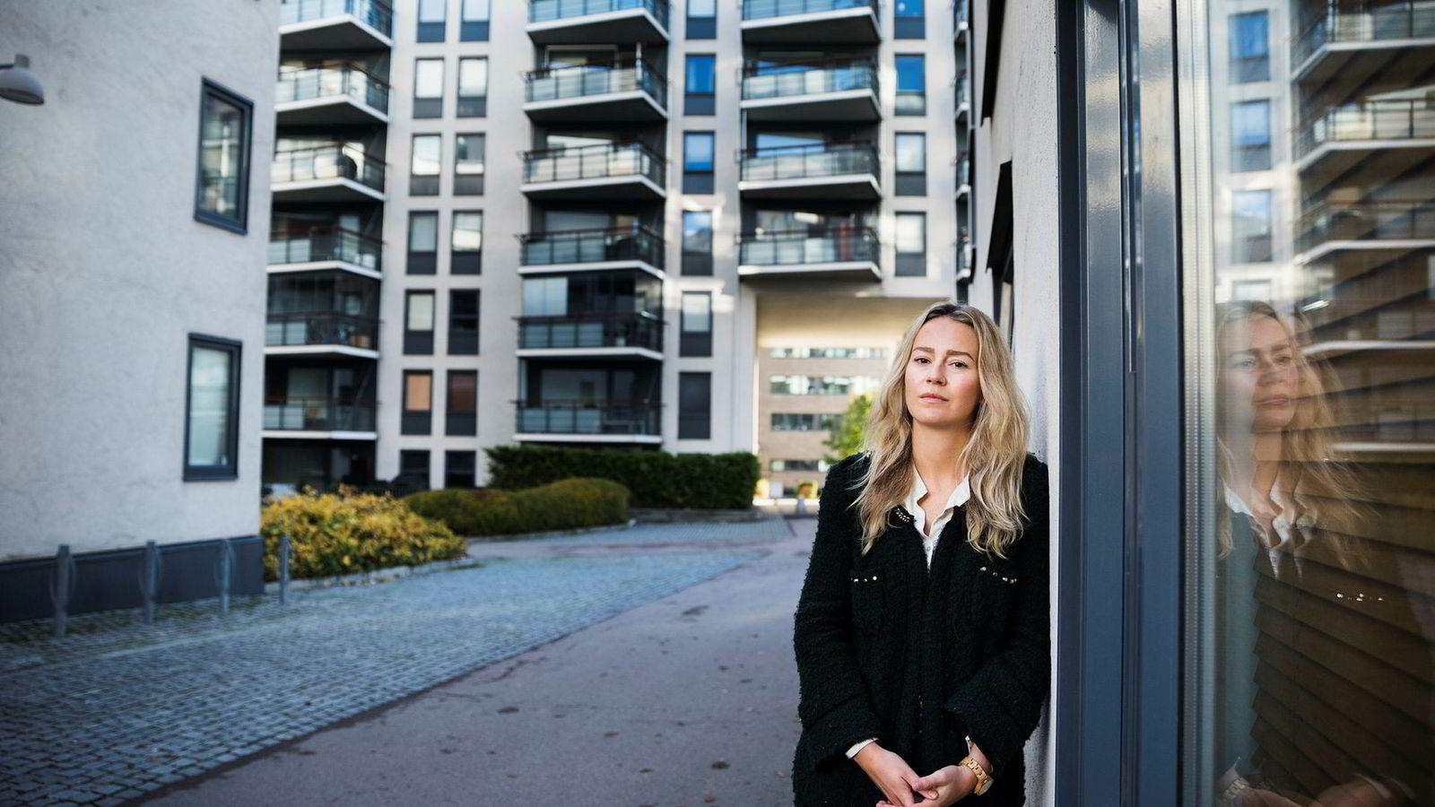 Nejra Macic er sjeføkonom i Prognosesenteret, og hun er spent på hvordan gjeldsregisteret vil påvirke boligprisene.