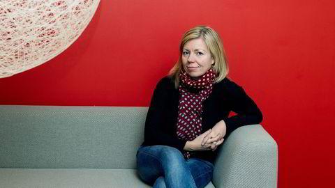 Politisk redaktør i Aftenposten, Trine Eilertsen vil friskmelde nasjonen fra «mastersyken».                      Foto: