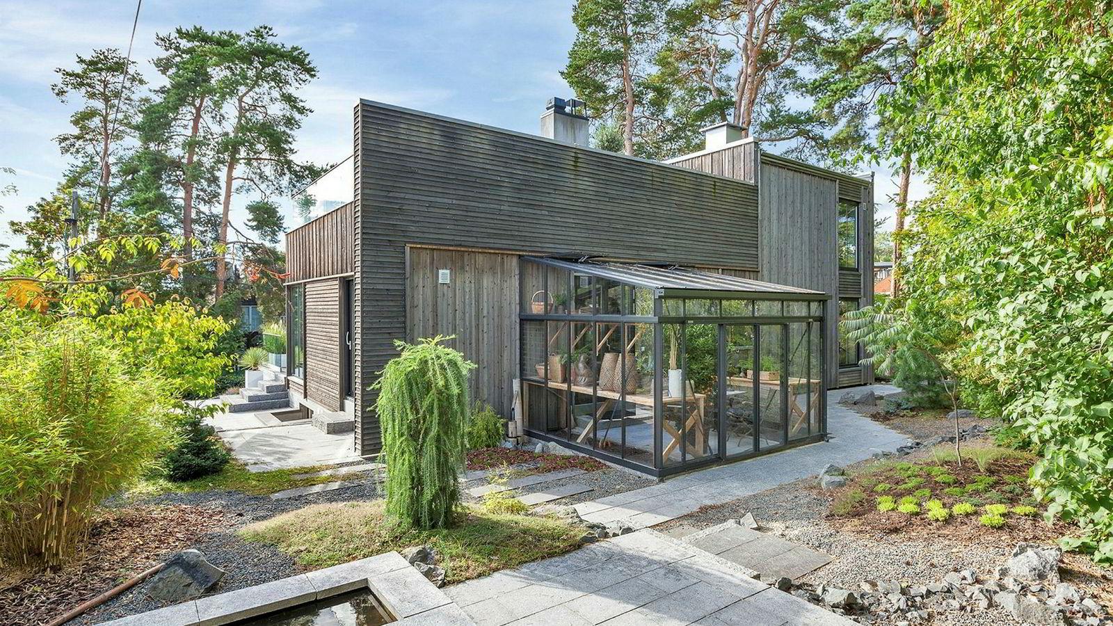XXL-gründer Øivind Tidemandsen hadde ingen problemer med å få solgt boligen på Bygdøy.