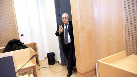 Daglig leder Jan Yngve Karlsen i Normeca var selskapets egen advokat da han møtte skattemyndighetene i retten for to uker siden.