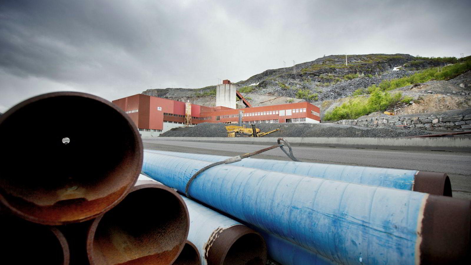 Nussir har fått klarsignal til å åpne kobbergruve i Kvalsund. Reaksjonene fra naturvernere er sterke.