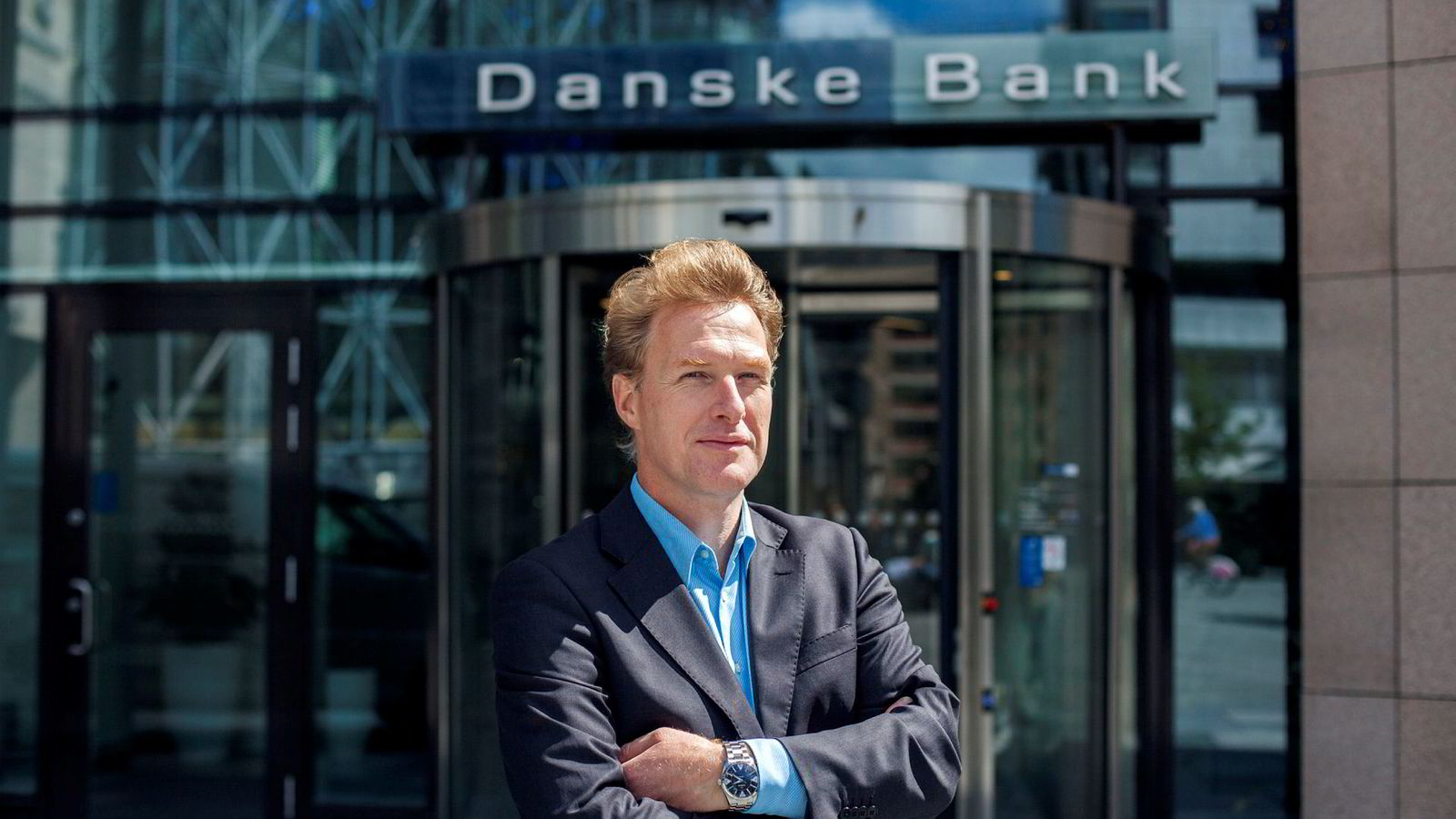 Sjefstrateg Jostein Tvedt i Danske Bank tror de lange rentene vil trekke oppover.