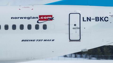 Av Norwegians 163 fly er 18 Boeing 737 MAX 8, flytypen som er satt på bakken.