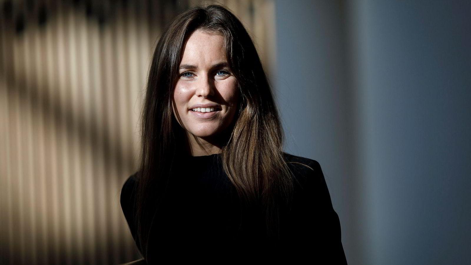 Rente- og valutaanalytiker Ingvild Borgen Gjerde mener risikopremien har økt i oljemarkedet.