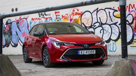 Toyota Corolla har aldri sett bedre ut når den nå gjør comeback på det norske markedet.