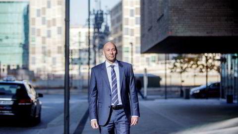 Oljeanalytiker Helge Andre Martinsen, DNB Markets.