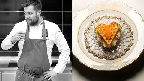 Christopher Davidsen åpner restaurant i eget navn på Britannia Hotel i Trondheim.