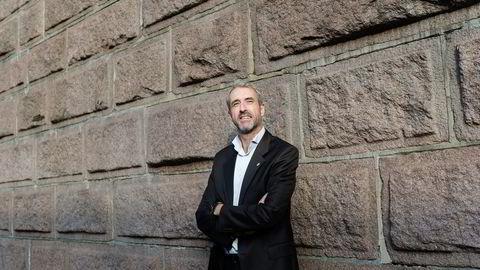 Olaf Thommessen, generalsekretær i Plan Norge. Foto: Elin Høyland