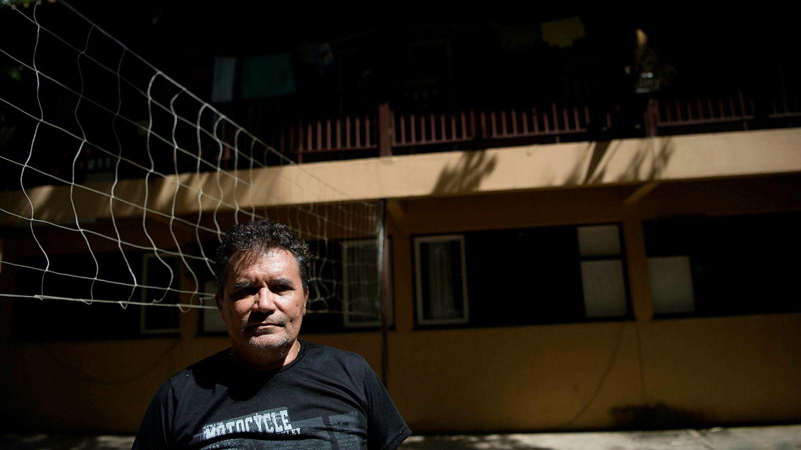 Edil Pinheiro da Silva har jobbet på aluminiumsverket Albras, som Hydro eier halvparten av, i 28 år. – De ansatte er rolige nå, sier han etter at det mandag ble klart at Hydro kan gå tilbake til full produksjon.