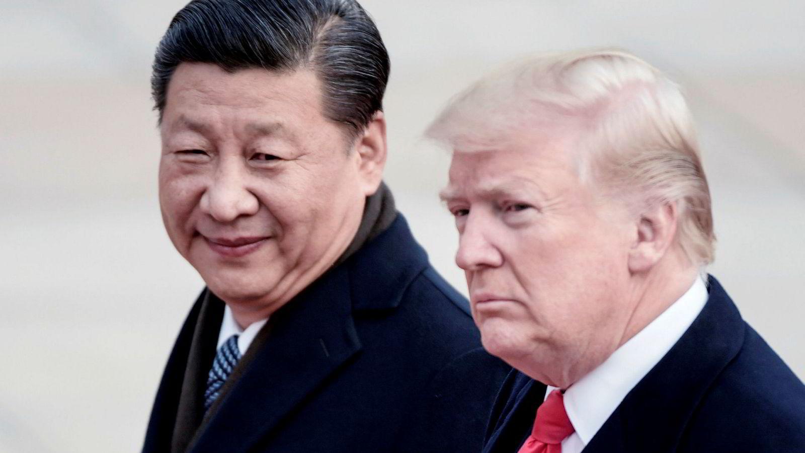 Kina og USA har levert svake økonomiske statistikker for april – måneden før de siste skuddene ble avfyrt i handelskrigen mellom de to landene. Eksperter tror situasjonen kan forverres. Nå går USA etter Huawei og ZTE.
