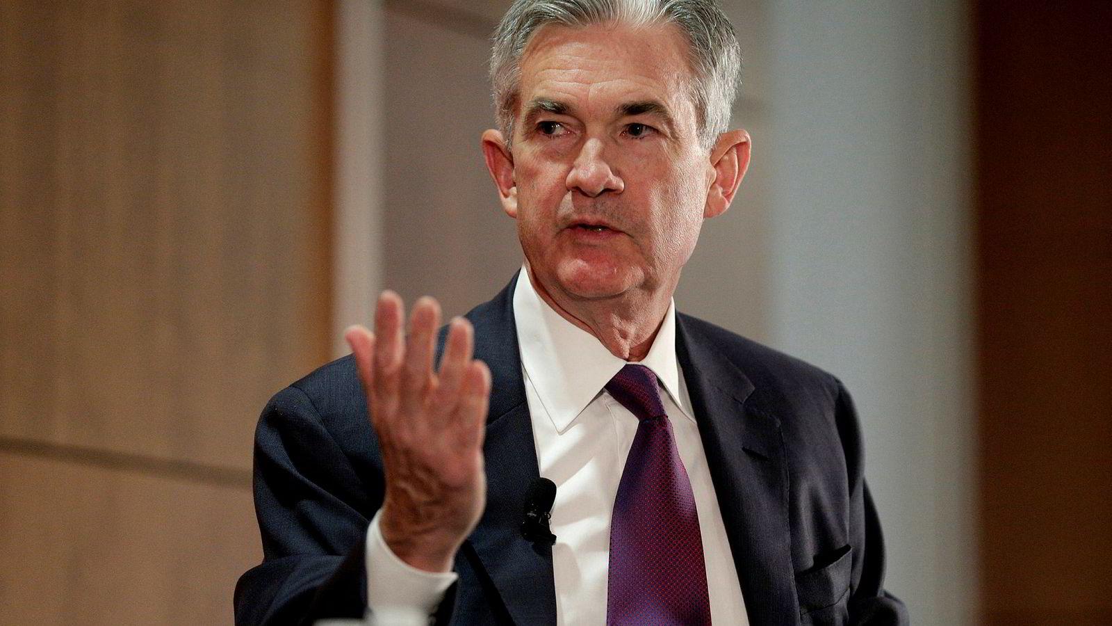 Rentemarkedet viste sist uke noe vi ikke har sett siden forrige tiår: tro på at USAs sentralbanksjef Jerome Powell skal senke renten.
