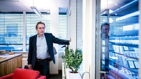 Sluttavtalene sjefsredaktør i Vårt Land, Helge Simonnes, har inngått med Mentor Medier skal granskes. Foto: Gunnar Blöndal