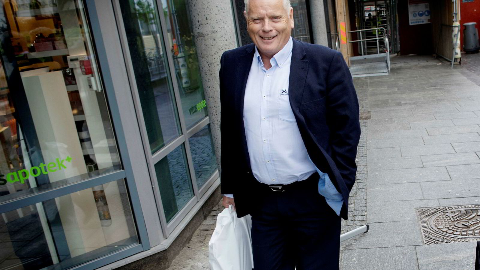 Pensjonistforbundets Jan Davidsen krever krever underreguleringen fjernet og forhandlingsretten tilbake i årets trygdeoppgjør.